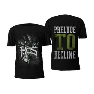 Image of Prelude To Decline T-Shirt (Black)