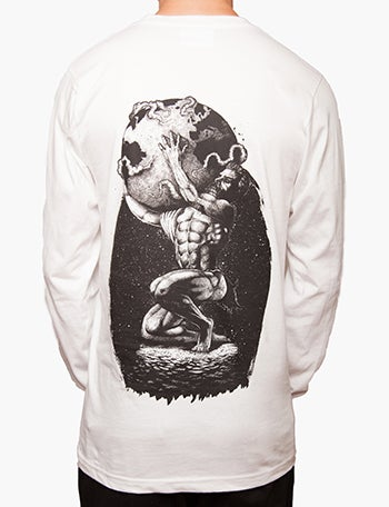 Image of Atlas Long Sleeve T-Shirt