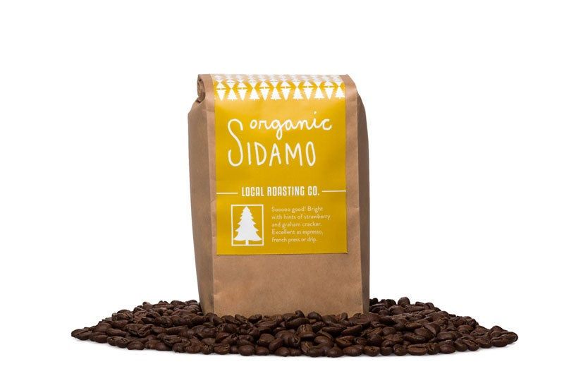 Image of Certified Organic Sidamo / Light Roast