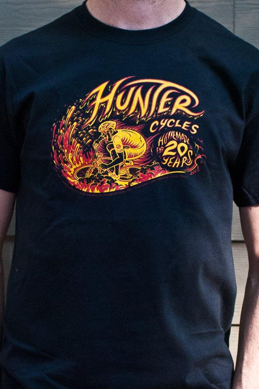 Image of Hunter 20 Year anniversary T-shirt