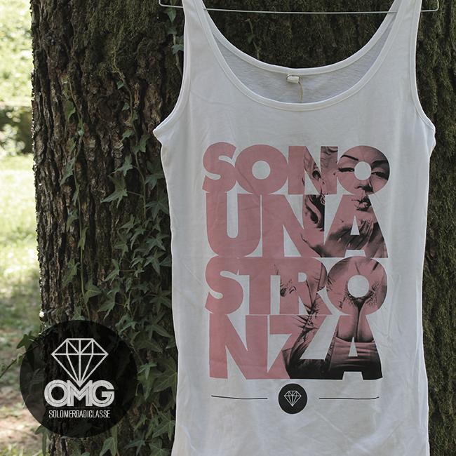 Image of SONO UNA STRONZA