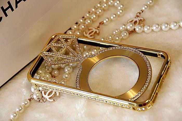 Image of Diamond Ring Case