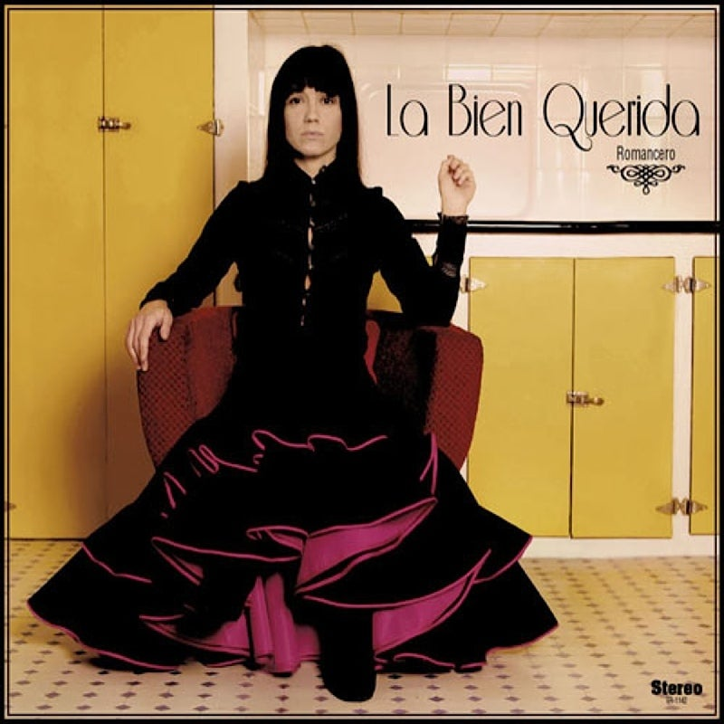 Image of LA BIEN QUERIDA - Romancero (Digipak CD)