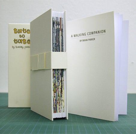 Image of Tate to Tate Handbound Edition