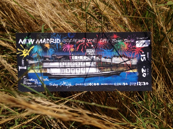 Image of Independence Day Boat Show Ticket (SOLD OUT)