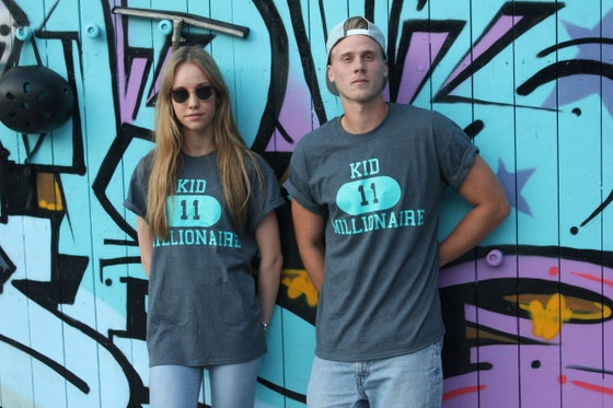 Image of Turquoise College Tee