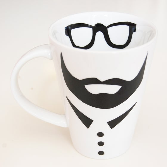 Image of BEARD MUG