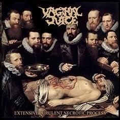 Image of VAGINAL JUICE Extensive Purulent Necrotic Process CD OUT NOW!