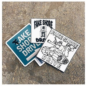 Image of FSD Stickers