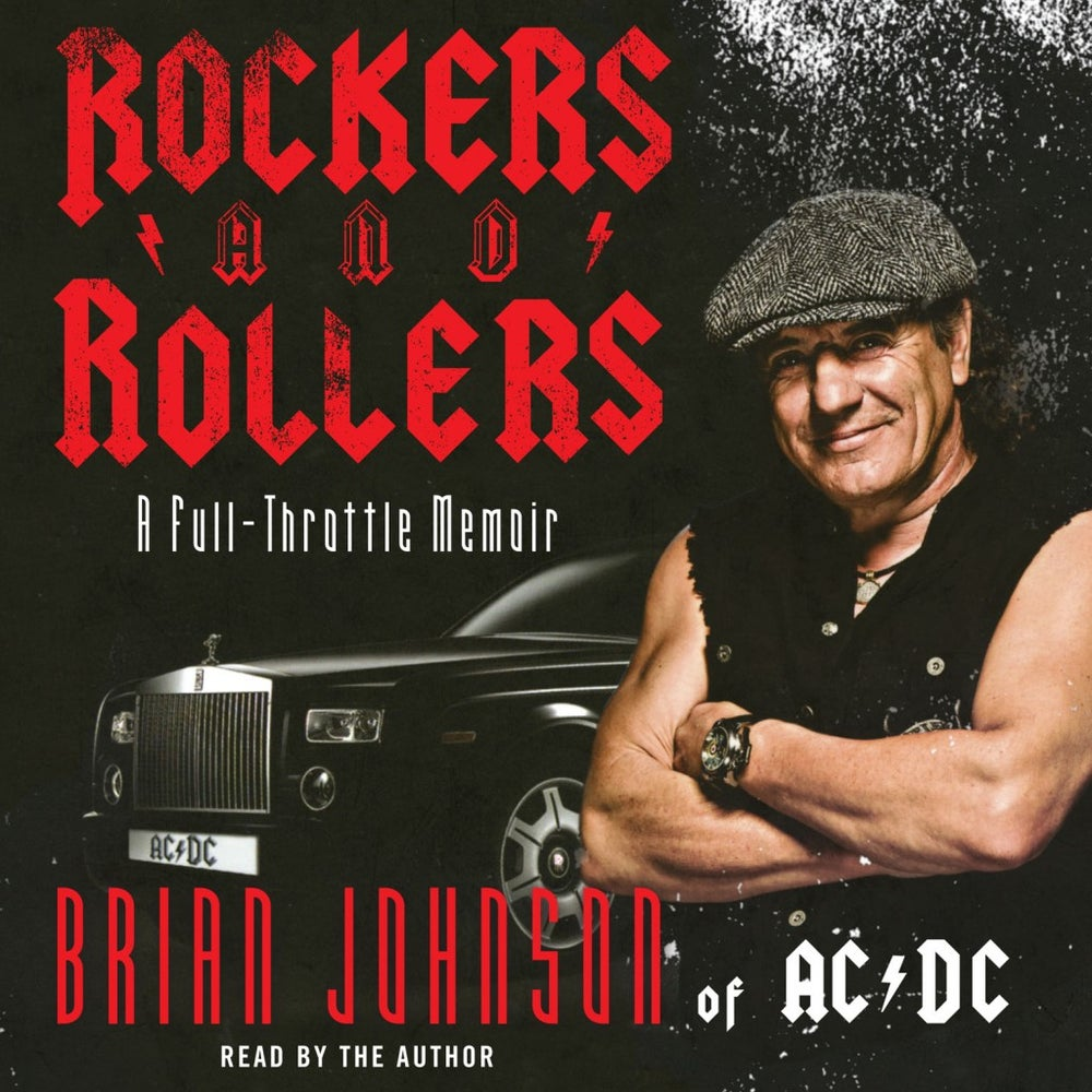 Image of Rockers & Rollers 3CD Audiobook (Abridged Version)