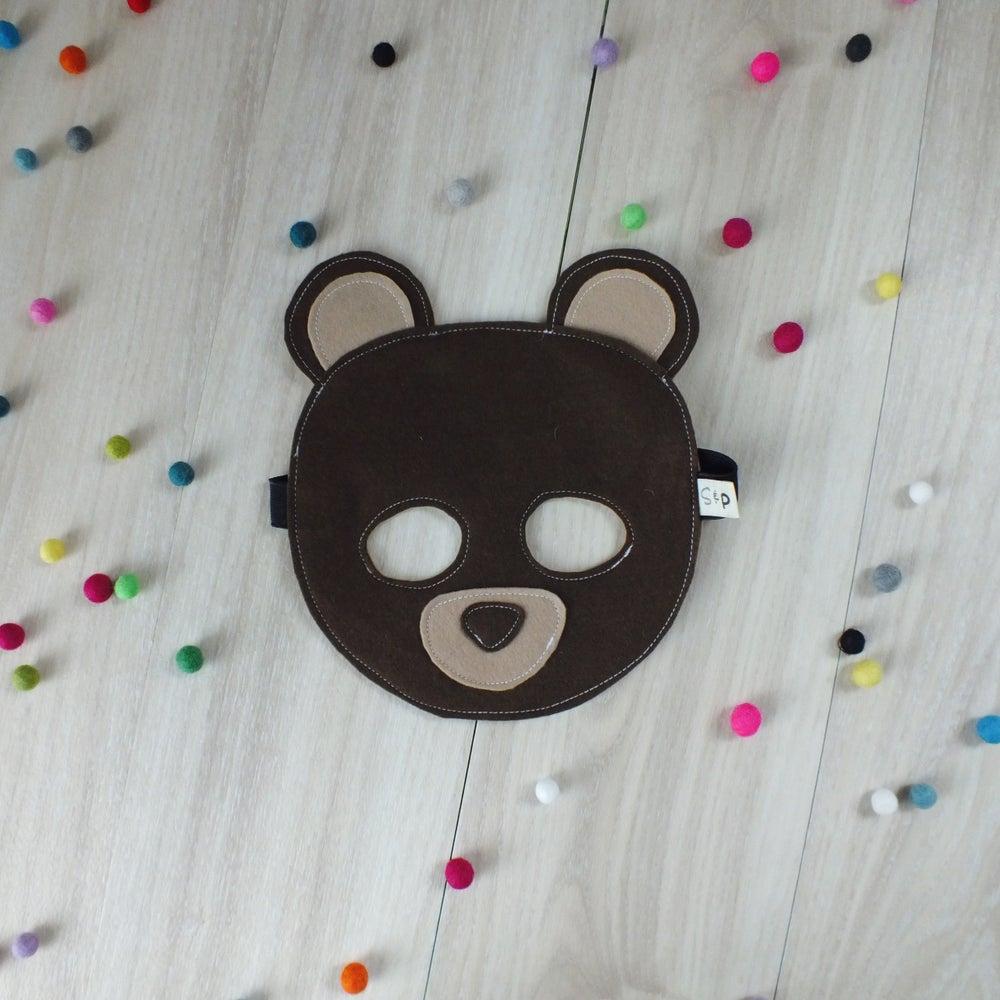 Image of Bear Mask