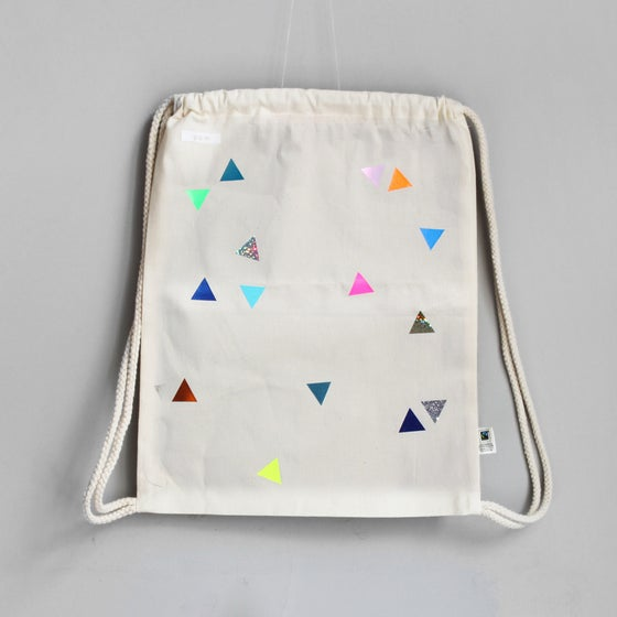 Image of Bag Triangles