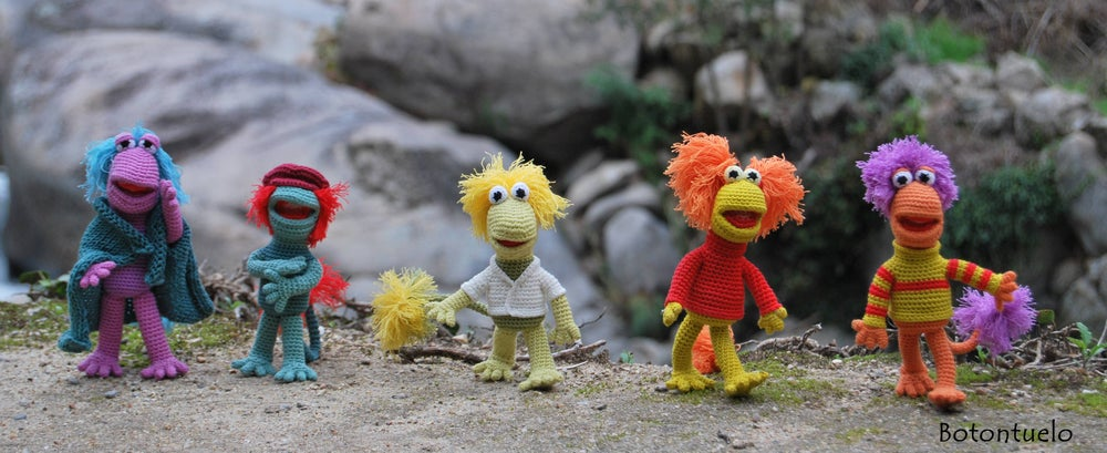 Image of Los Fraggle Rock