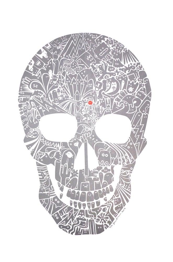 Image of Silver Skull