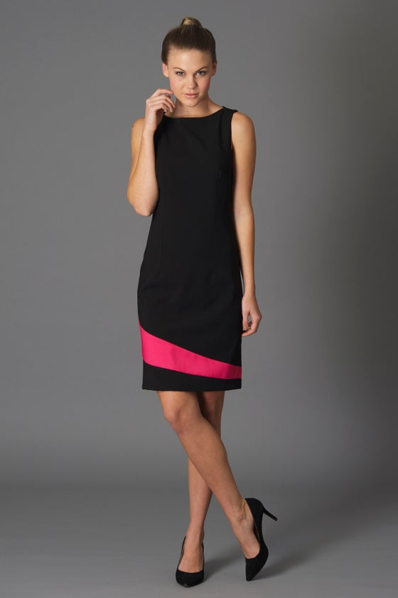 Image of Pasofino Dress - hot pink