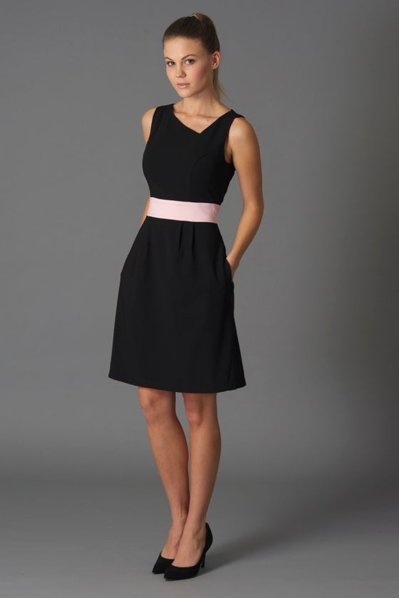 Image of Morgan Dress - pink