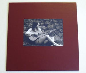 Image of ELLIE DANIELS ~ BOTH SIDES OF THE COIN ~ lp (TIME-LAG 061)