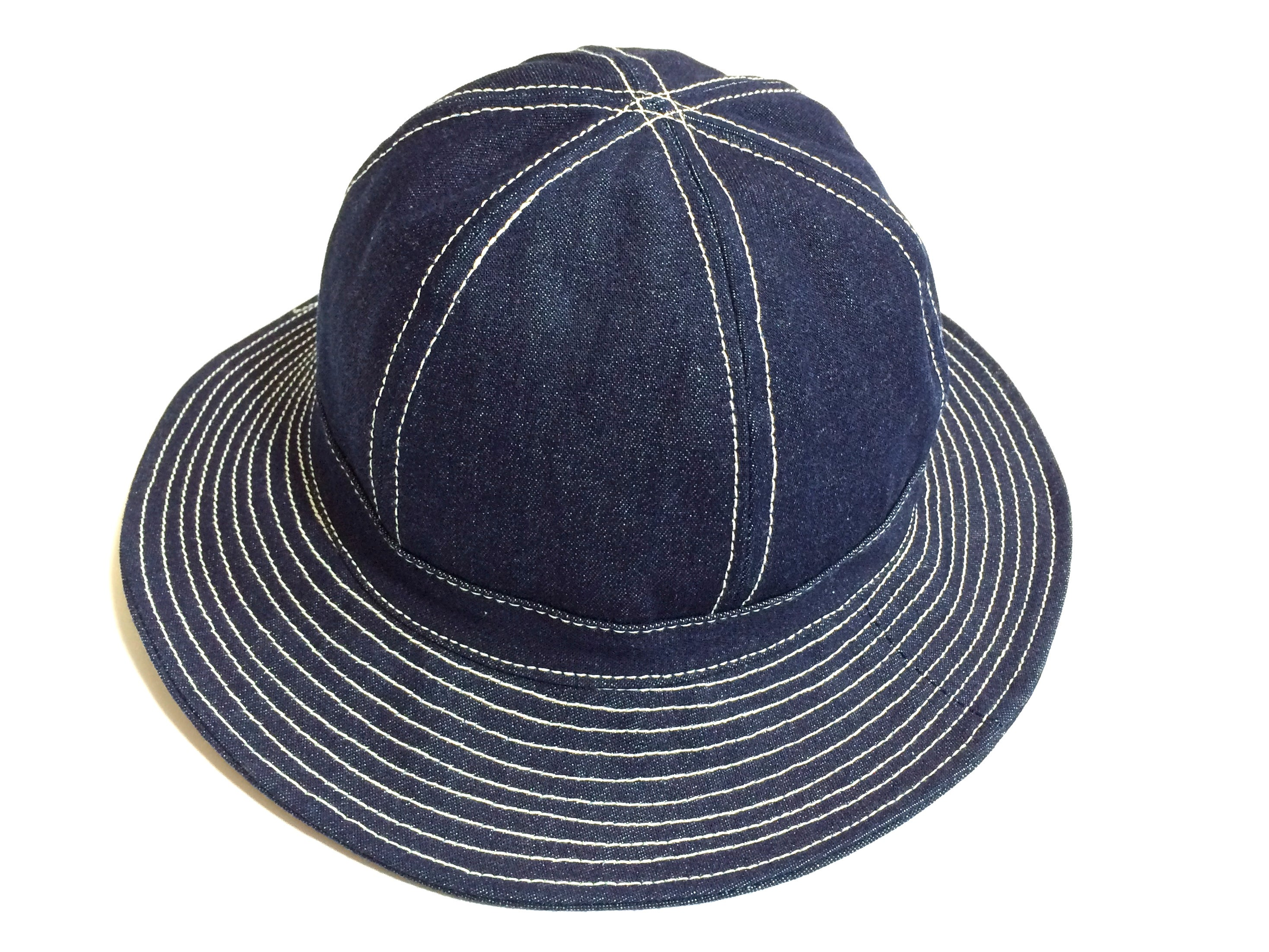 Image of WWII DAISY MAE DENIM HAT