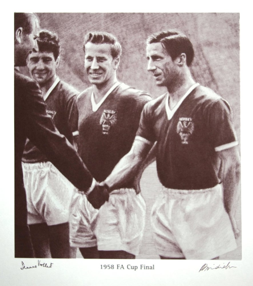 Image of The 1958 FA Cup Final.