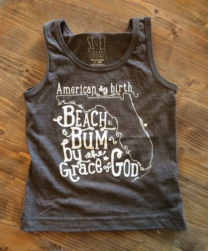 Image of Beach Bum Tank