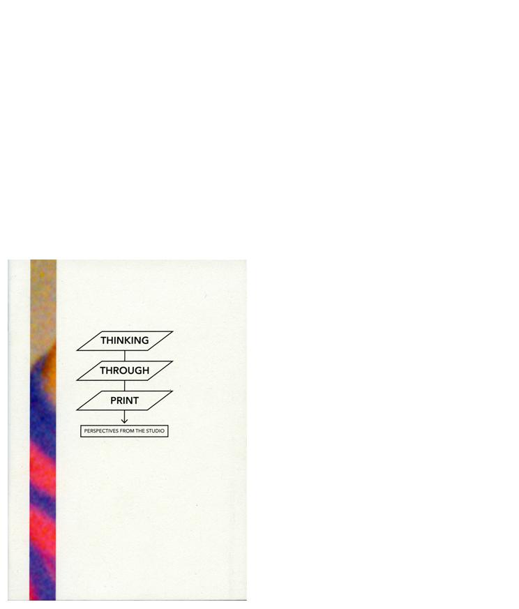 Image of Thinking Through Print