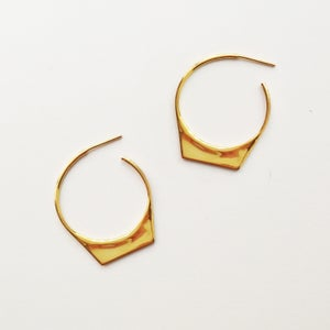 Image of DELTA EARRINGS