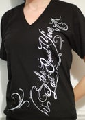 Image of TLGY T-SHIRT (available in black or brown)