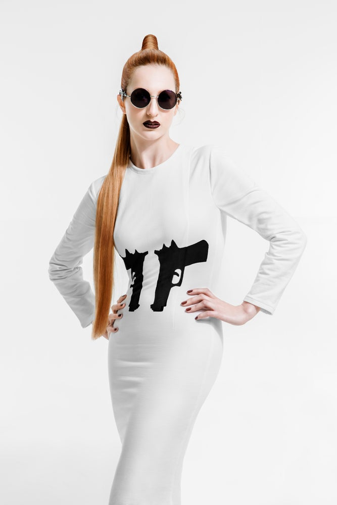 Image of The COLT.45 dress