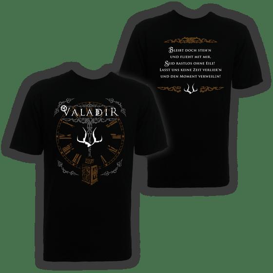 Image of T-Shirt »Uhrwerk/Grab der Träume«