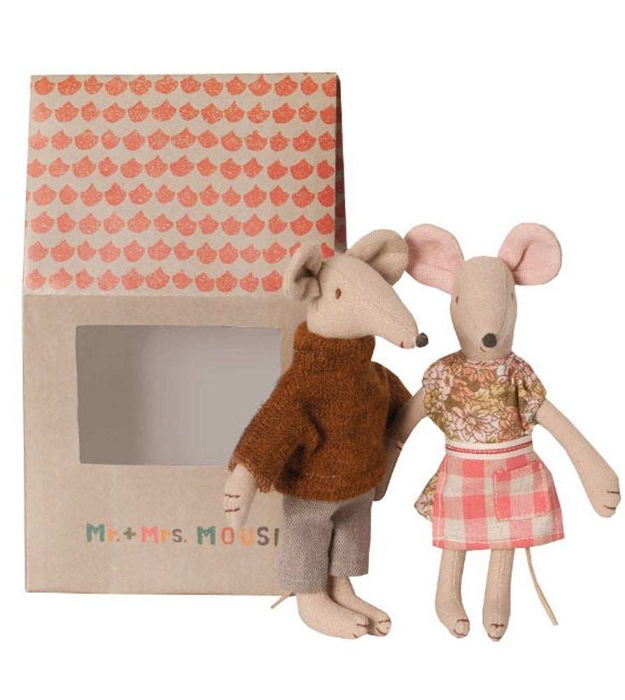 Image of Mr. & Mrs. Mouse