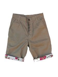 Image of Tan - Safari Shorts