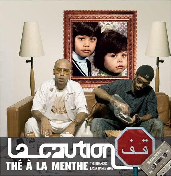 Image of La Caution : Thé à la Menthe (maxi vinyl)