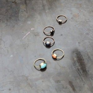 Image of Fancy Stone Rings