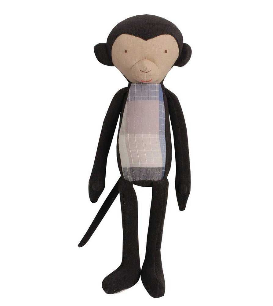 Image of Monkey Black&Blue