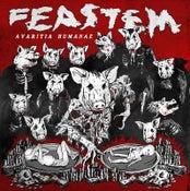 Image of Feastem – Avaritia Humanae Lp
