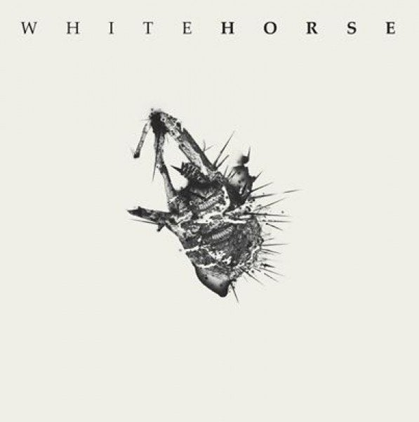 """Image of WHITEHORSE - Flames To Light The Way / Everything Ablaze 12"""""""