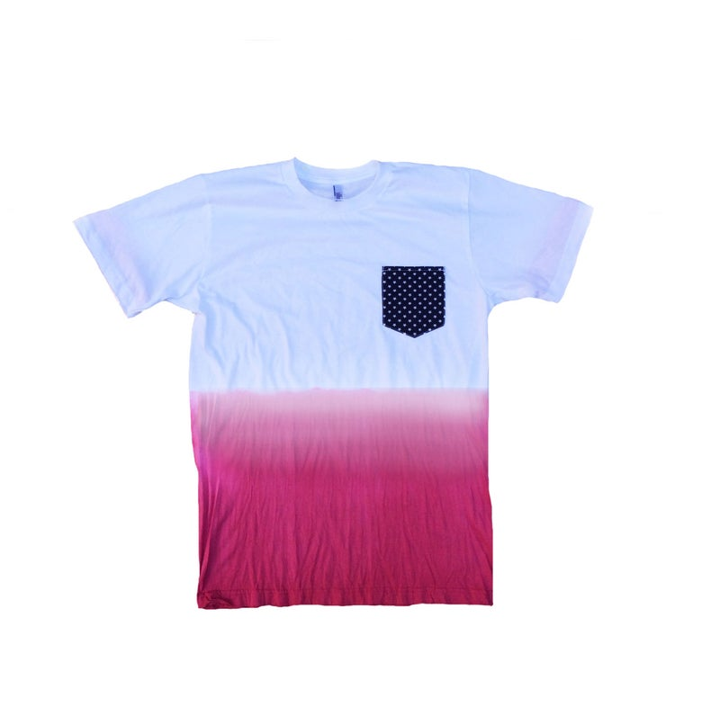 Image of American Summer Ombre Tee