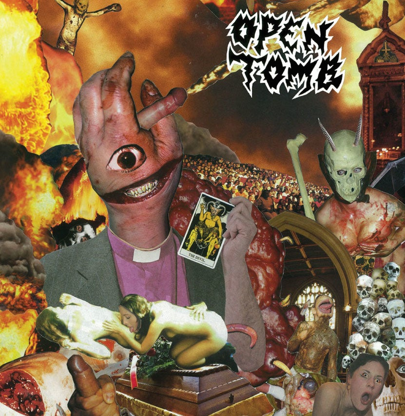 Image of Open Tomb - Dead Weight LP (DC15)