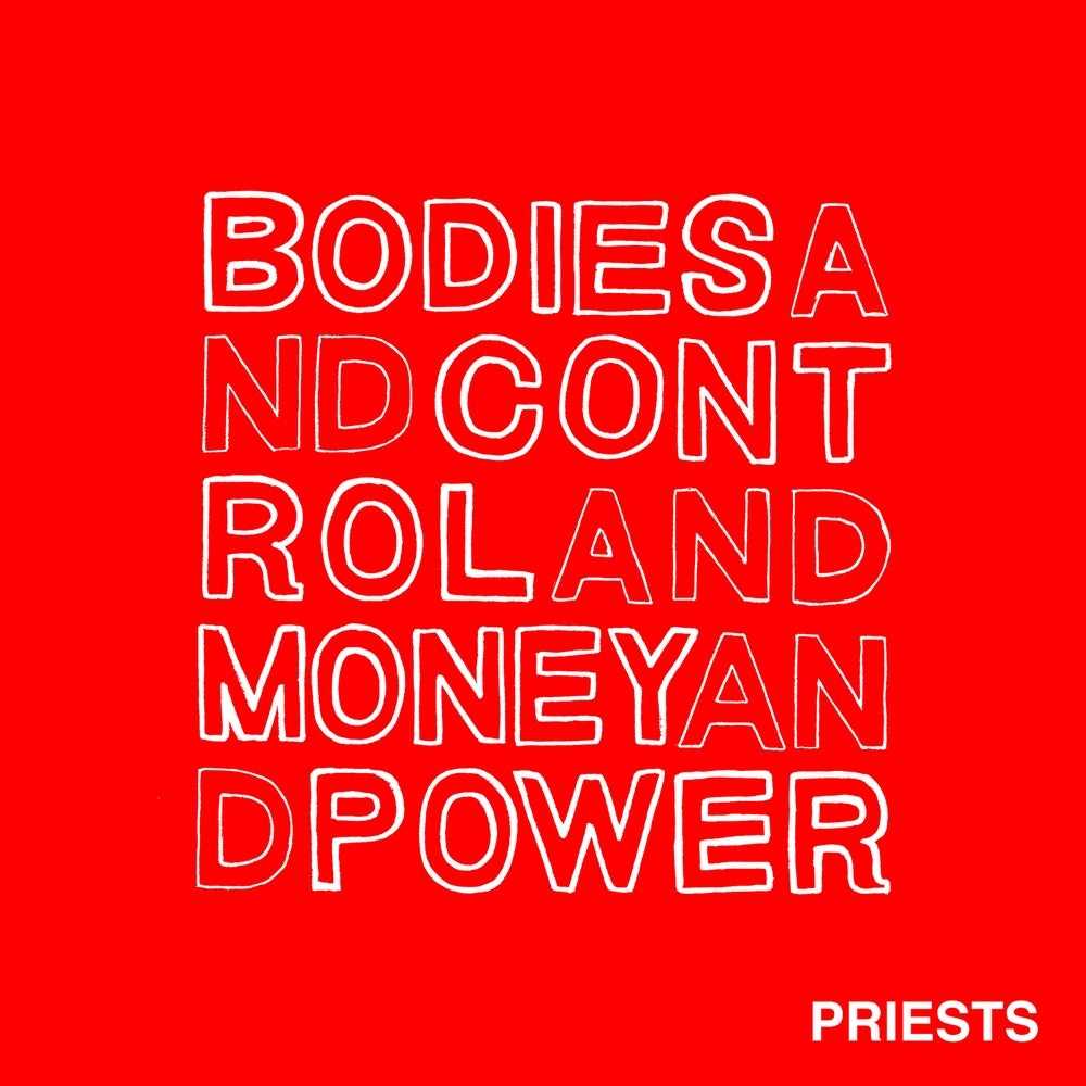 Image of Bodies and Control and Money and Power (SPR-011) (CD)