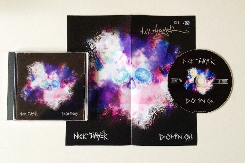 Image of Dominion EP Limited Edition CD