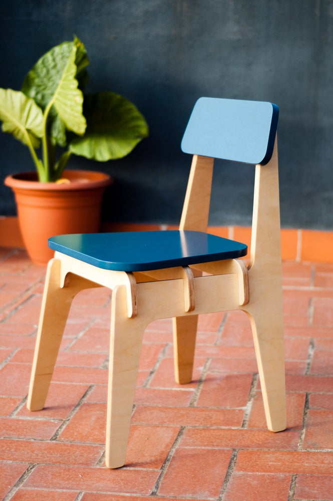 Image of spider chair