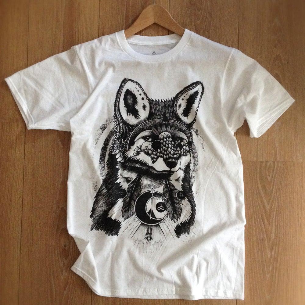 Image of Black Fox T-shirt