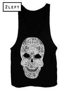 Image of Lace Skull Tank