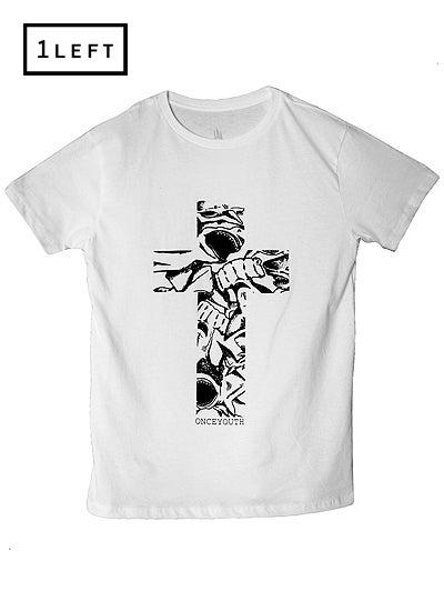 Image of Shark Cross T-Shirt