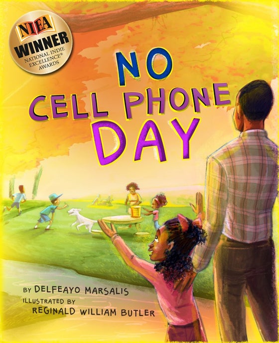 Image of No Cell Phone Day (Children's Book)