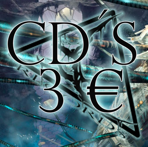 Image of Cd´s to 3 €