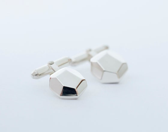 Image of Rock Cufflinks