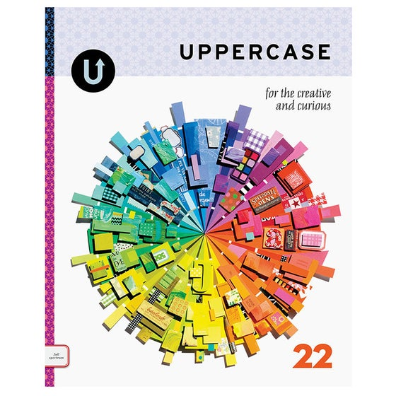 Image of Uppercase Magazine - 22