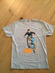Image of {{ New Dirt Bike Wolfman Tee }}