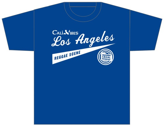 Image of LOS ANGELES REGGAE SCENE DODGER'S COLORWAY